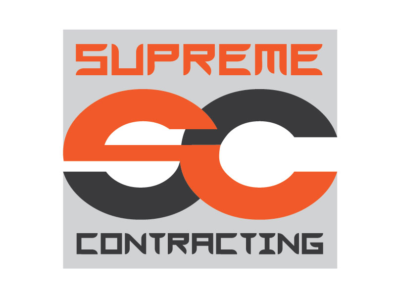 Supreme Contracting Logo
